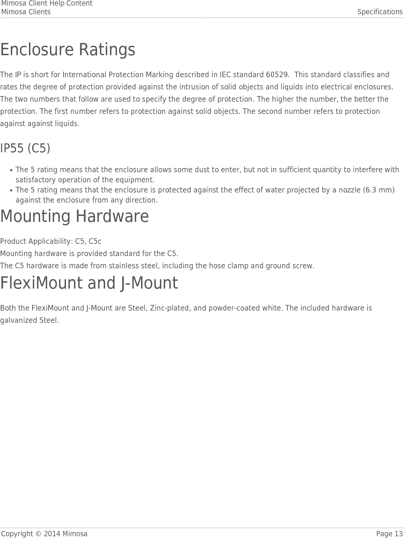 download firmware mimosa c5c