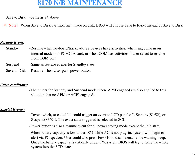 Mitac 8170 Users Manual