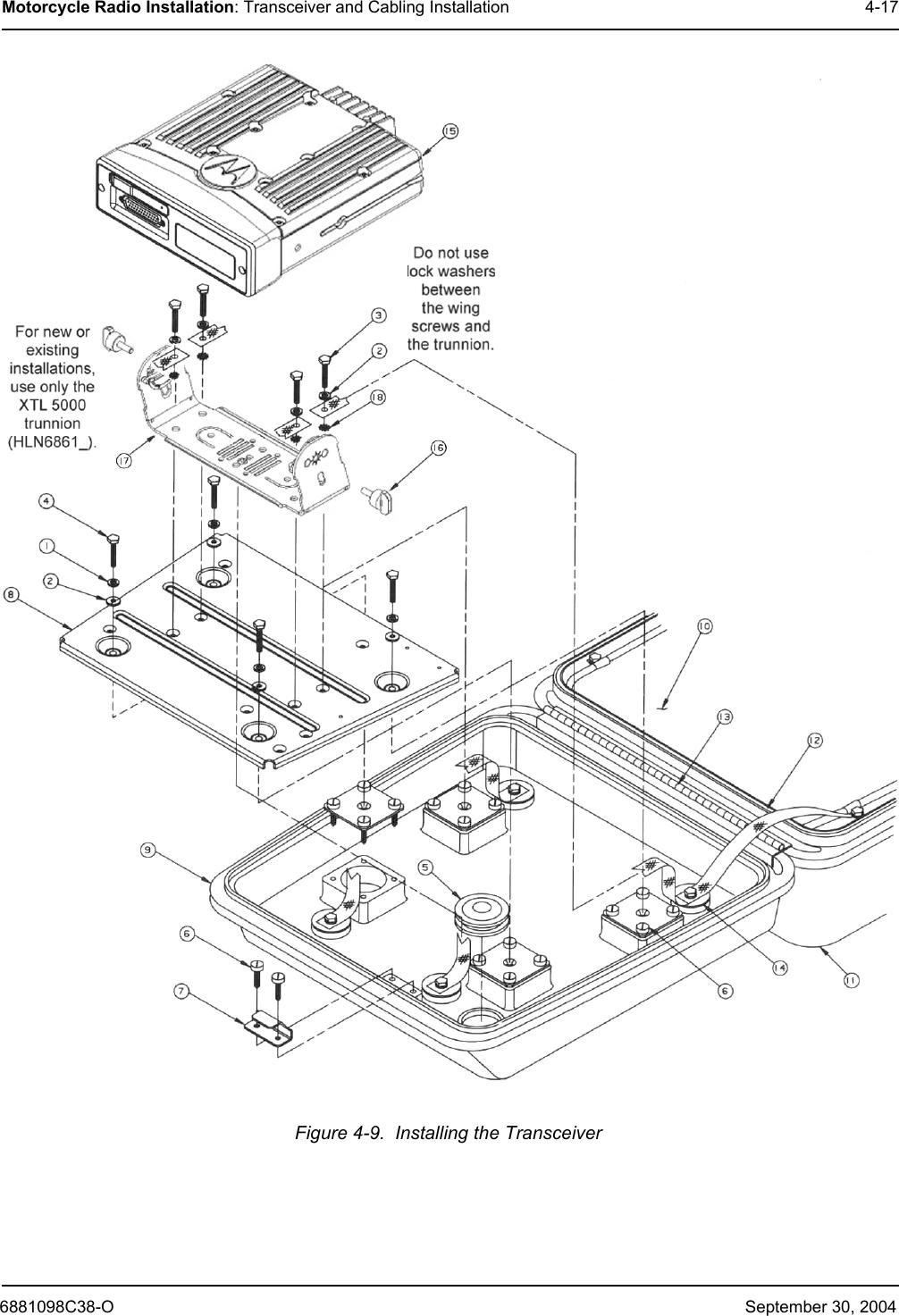Magnificent Motorola Cdm1250 Wiring Diagram Basic Electronics Wiring Diagram Wiring 101 Olytiaxxcnl
