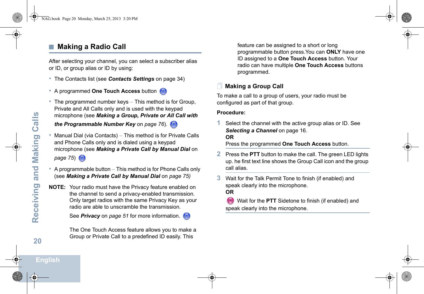 Motorola Solutions 99FT4092 2-Way Mobile Radio User Manual