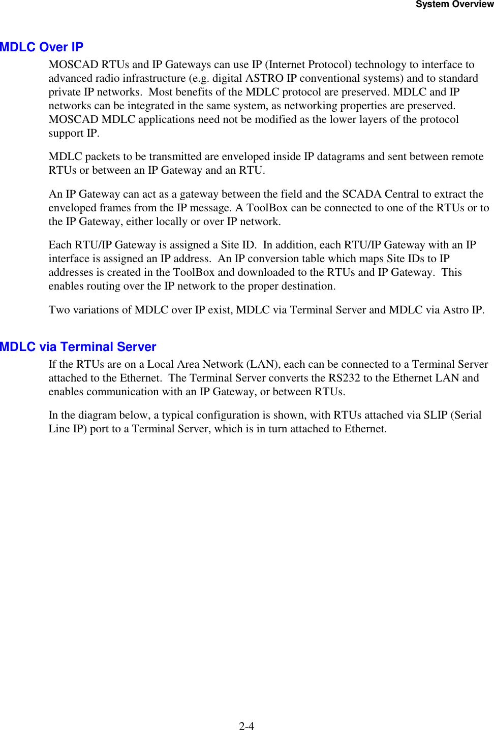 Motorola 68P02958C00 B Users Manual ToolBox For MOSCAD™ IP