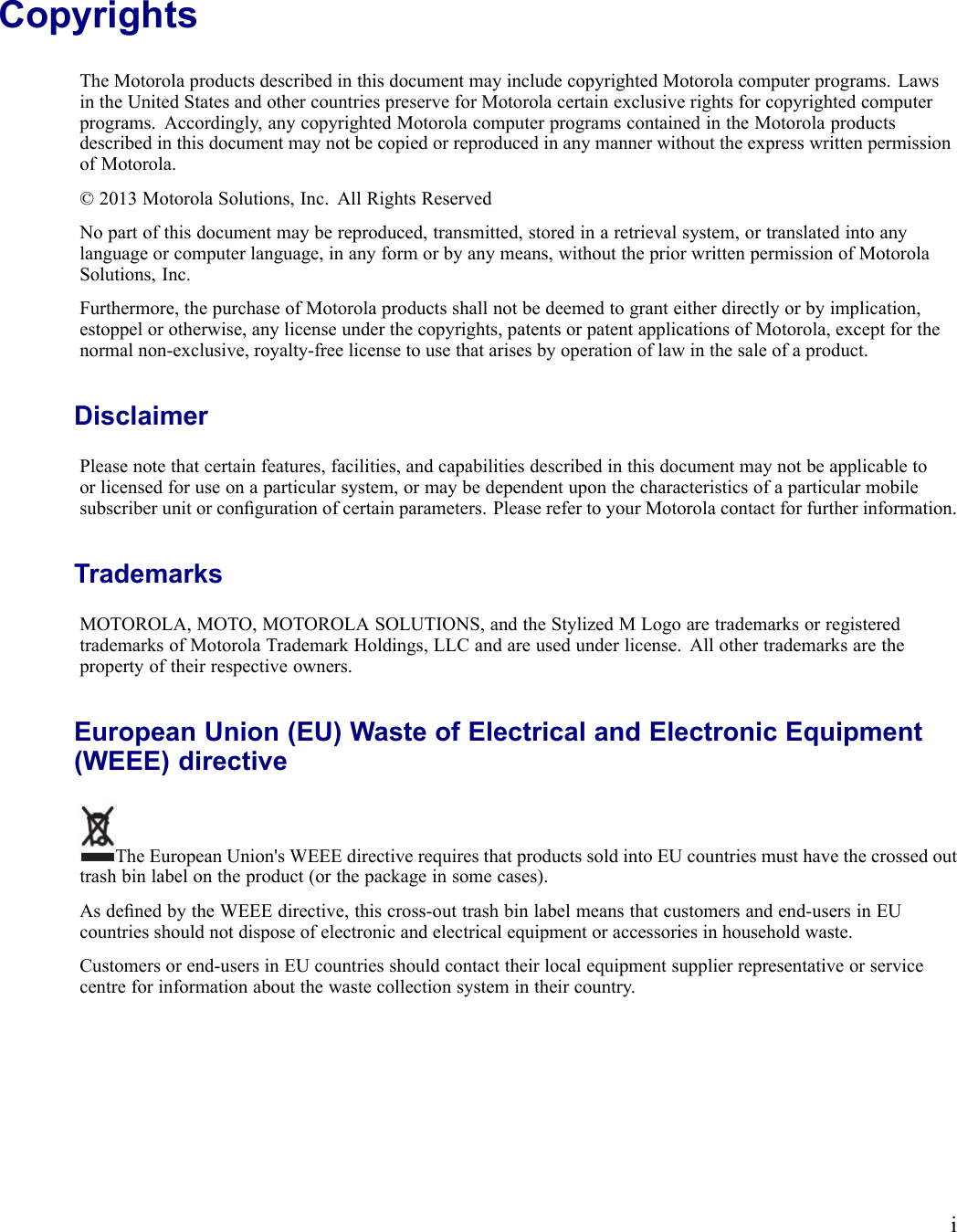 Motorola Mc40 Quick Start Guide 822448 User Manual