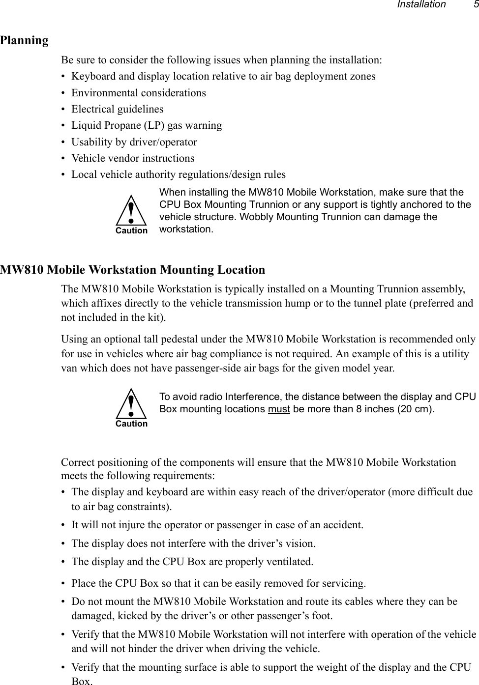 Motorola Automobile Accessories F5218 Users Manual MW810