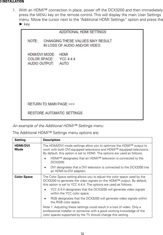 Motorola Cable Box Dcx3200 Users Manual Installation