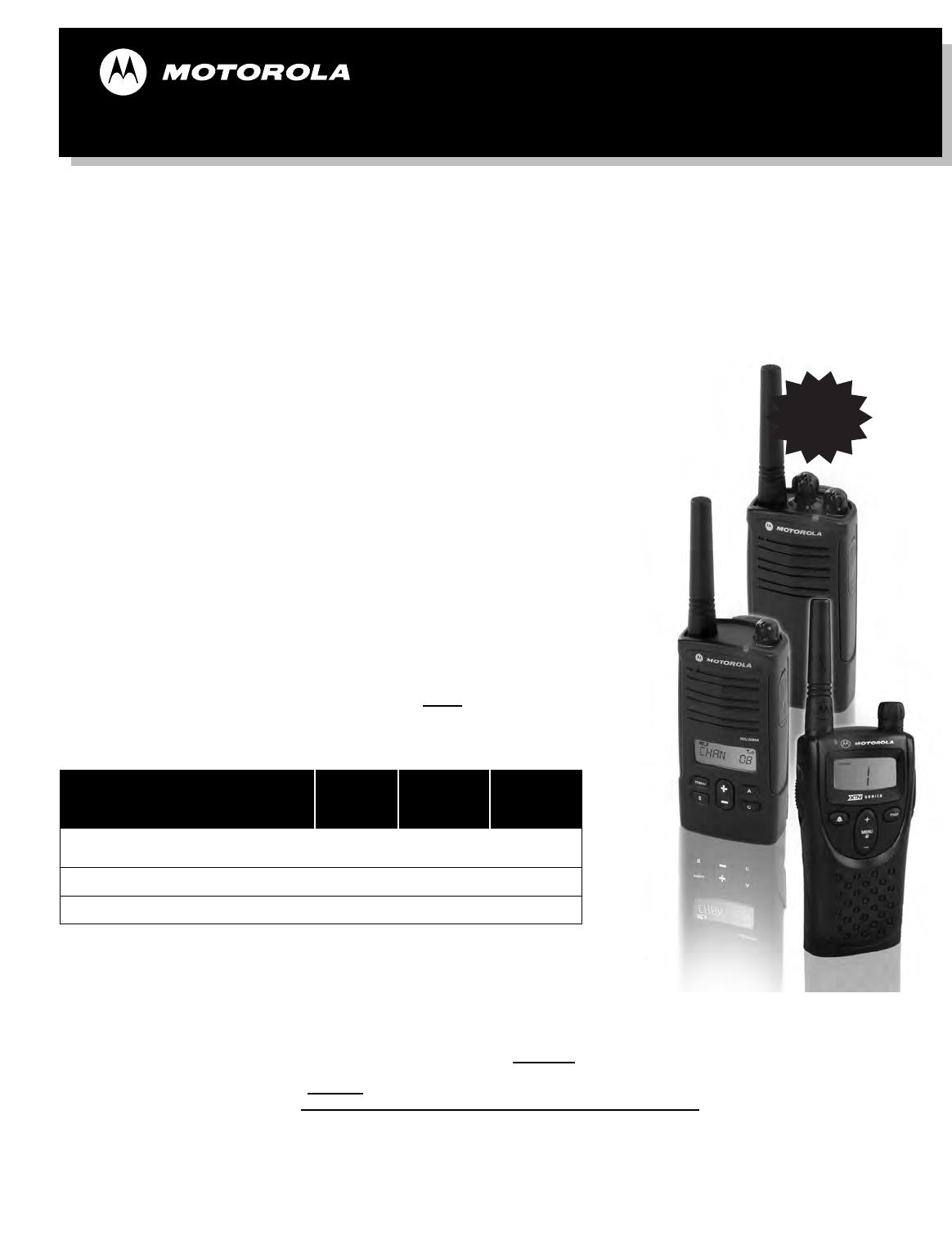 motorola rdx series uhf two way radio rdu4160d users manual rh usermanual wiki