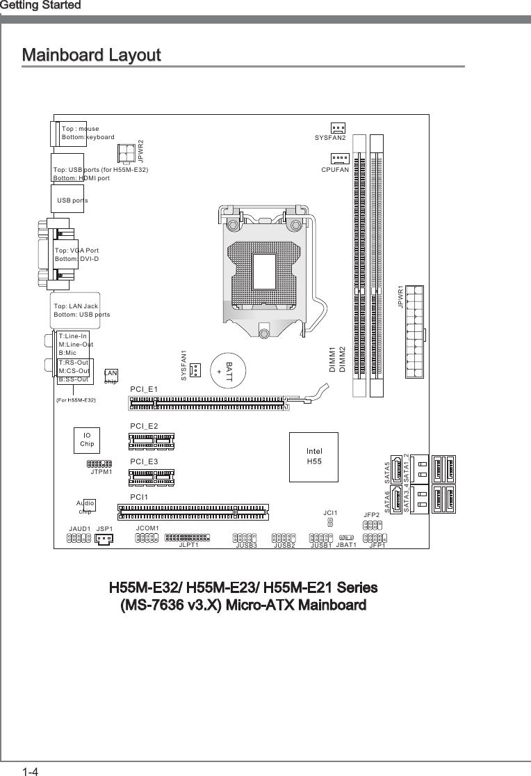 H55M-E21 AUDIO 64BIT DRIVER