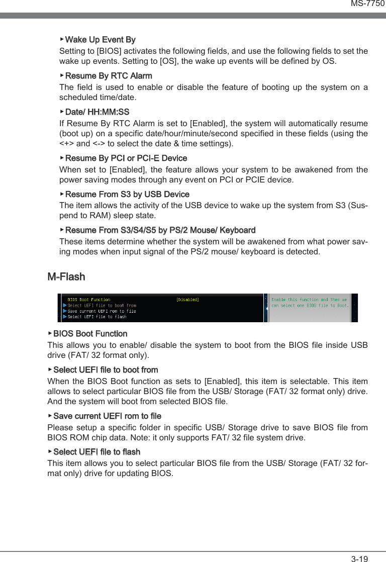 Msi H67A G43 B3 Owner S Manual