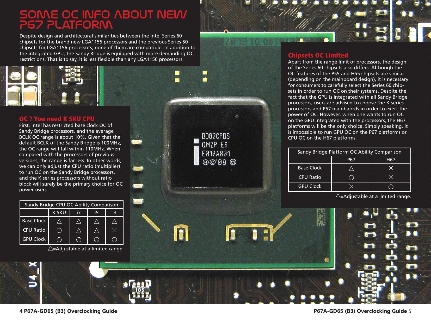 Msi P67A Gd65 B3 Owner S Manual