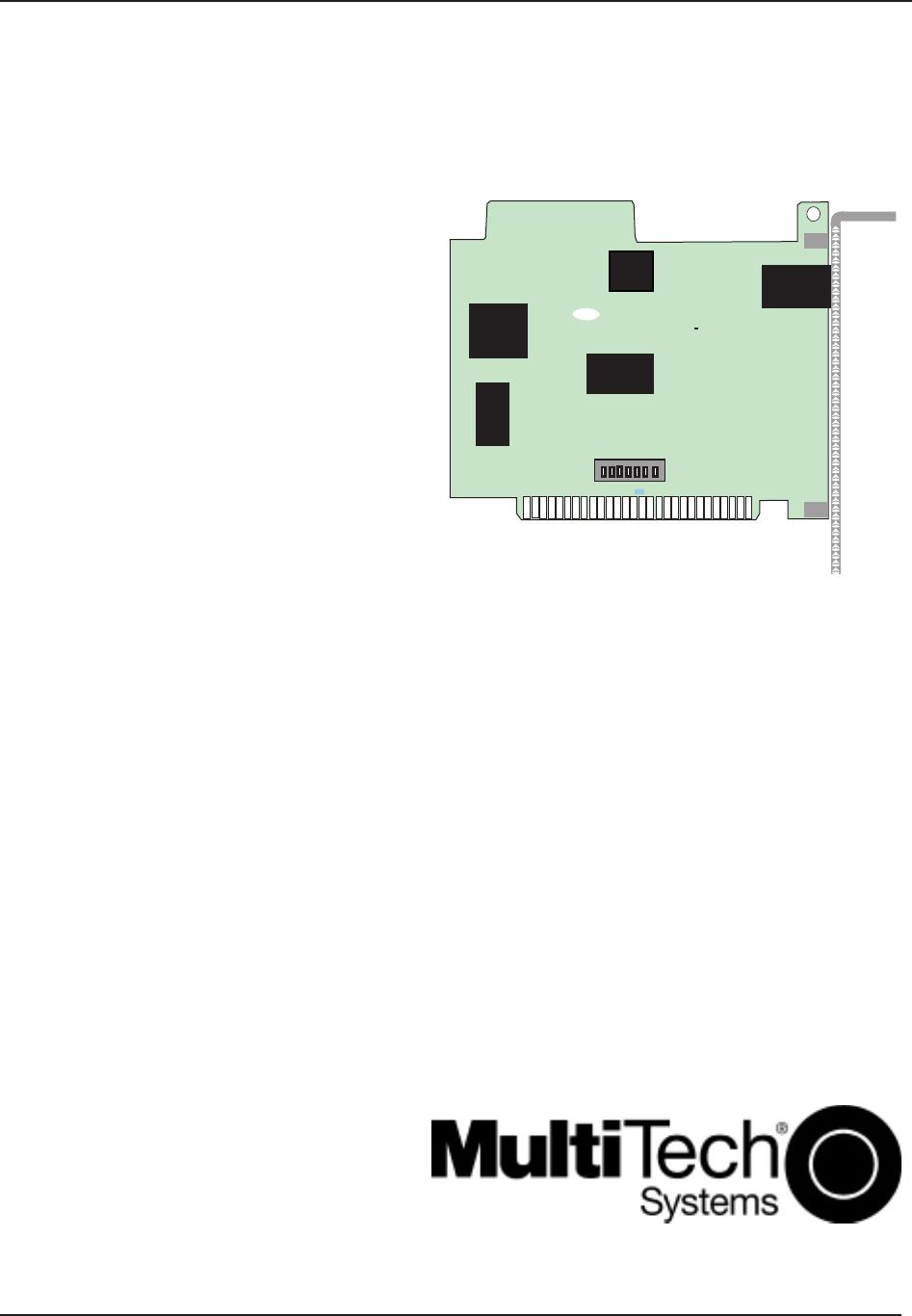 Multi Tech Systems Multimodem Mt5634zpx V 92 Isa Users Manual Logic Diagram S000372cp65