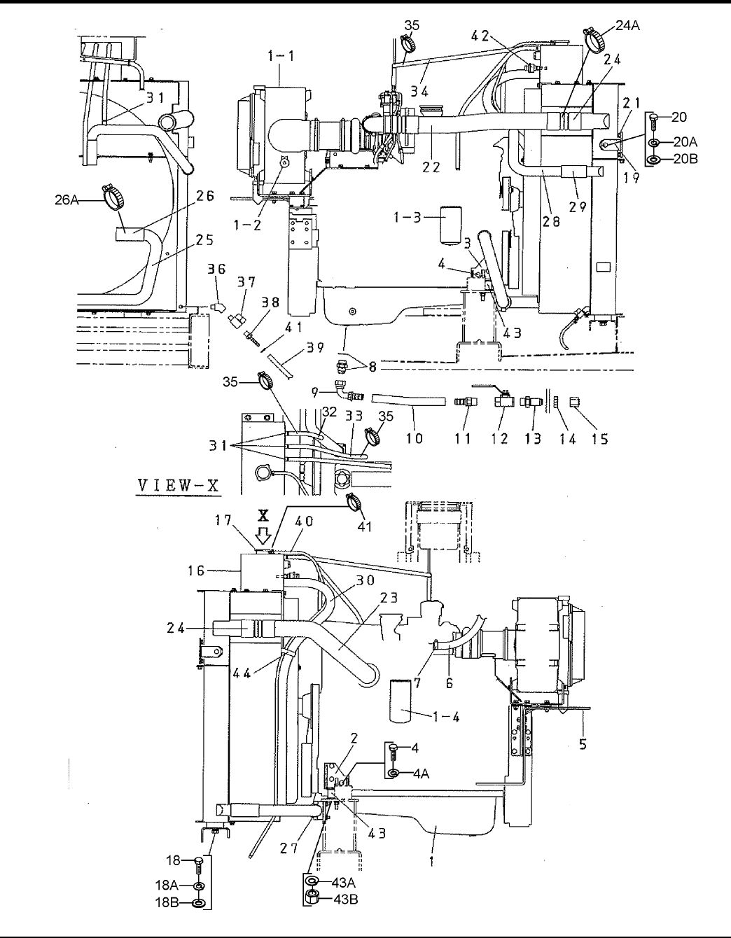 multiquip dca220sscu users manual High Leg Delta Wiring page 66 dca220sscu 4i 60 hz generator operation and parts manual rev 10 25 12