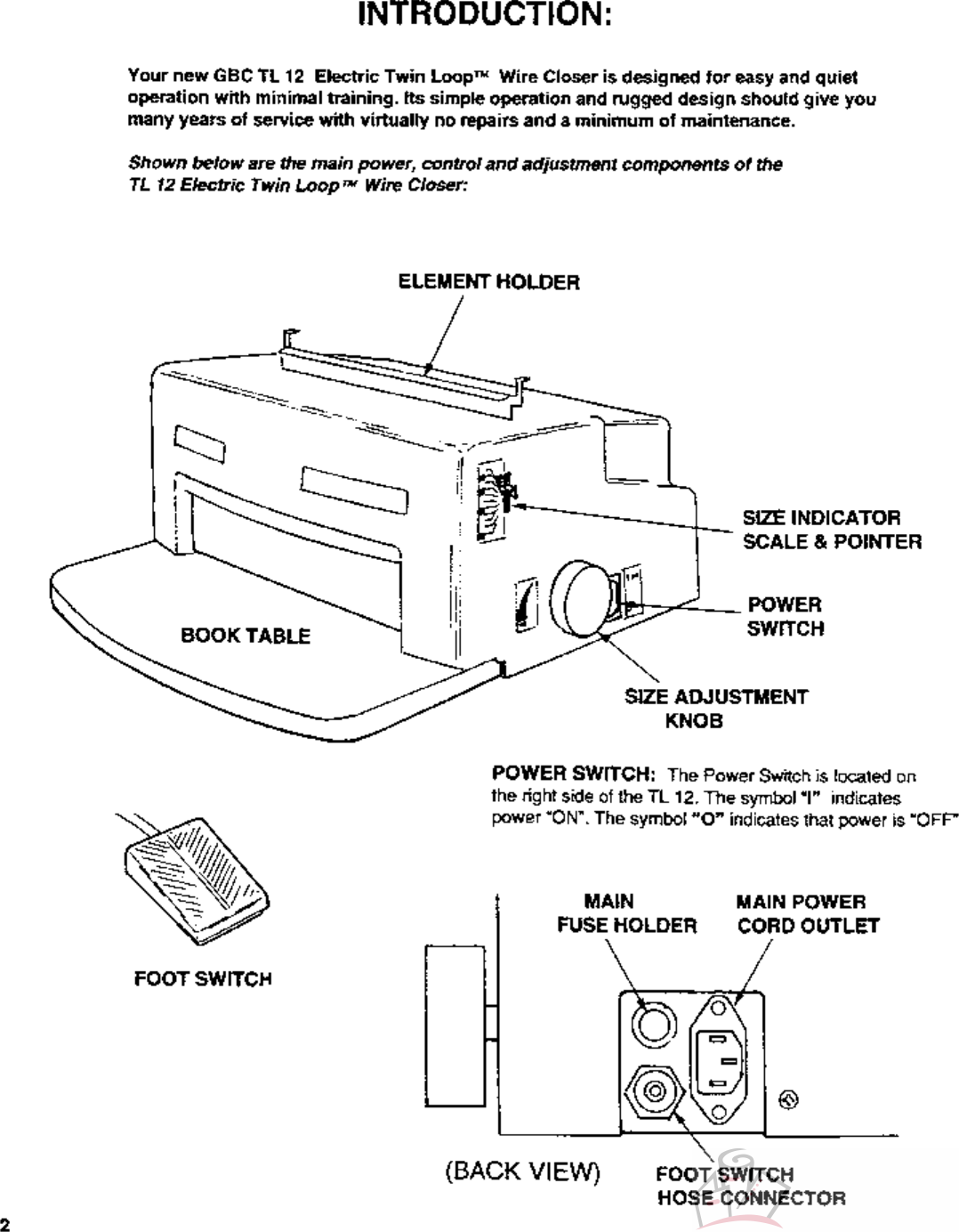 page 7 of 9 - mybinding gbc-tl12-wire-closer-users-
