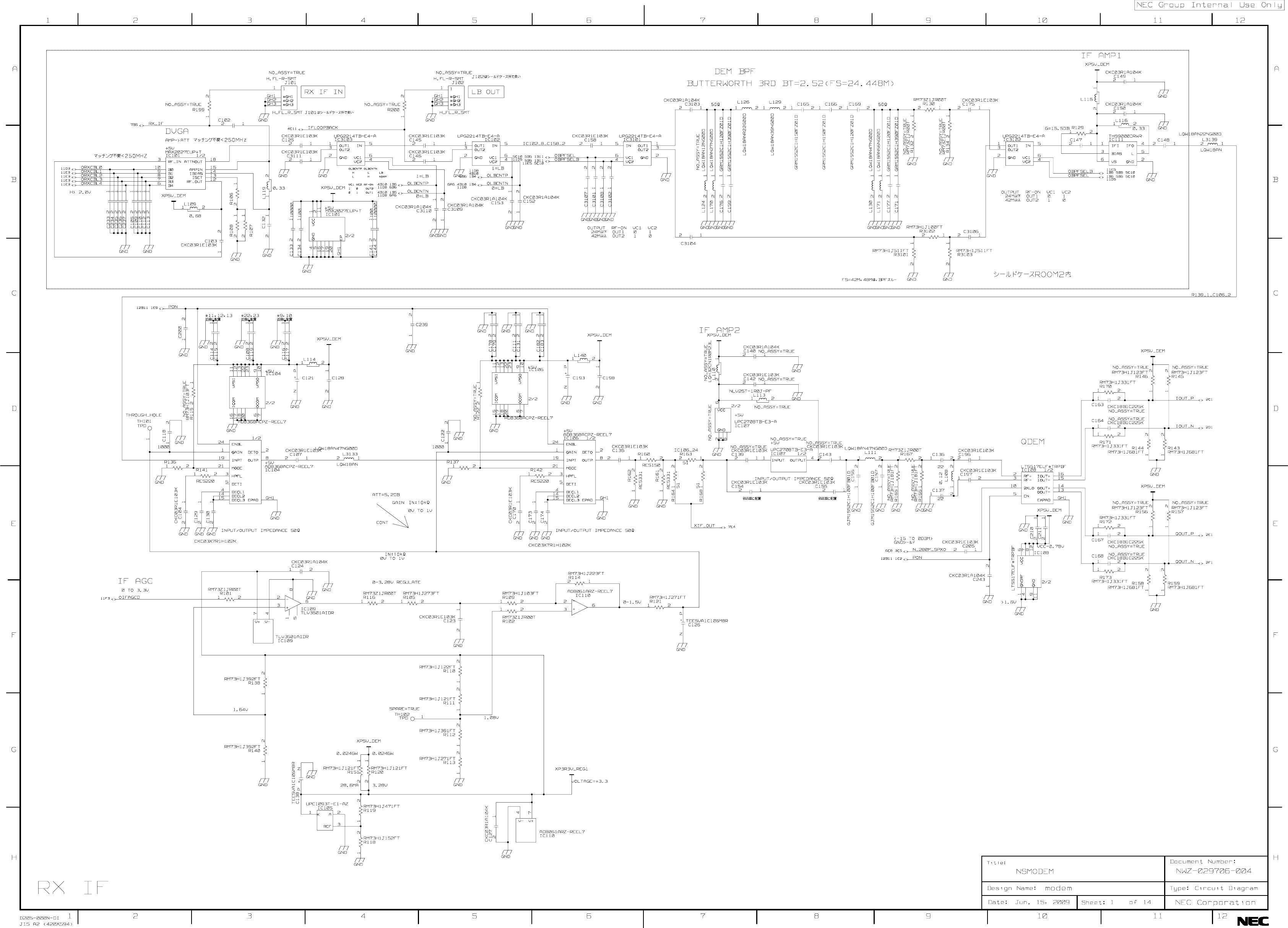 nec of america 58155n nlite n 5 8 ghz digital microwave radio user manual
