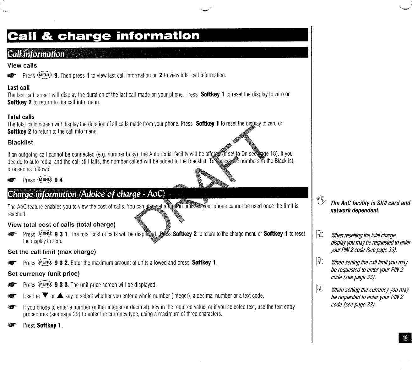 NEC of America MP6J1E1-1F Dual-Band GSM Phone User Manual 1