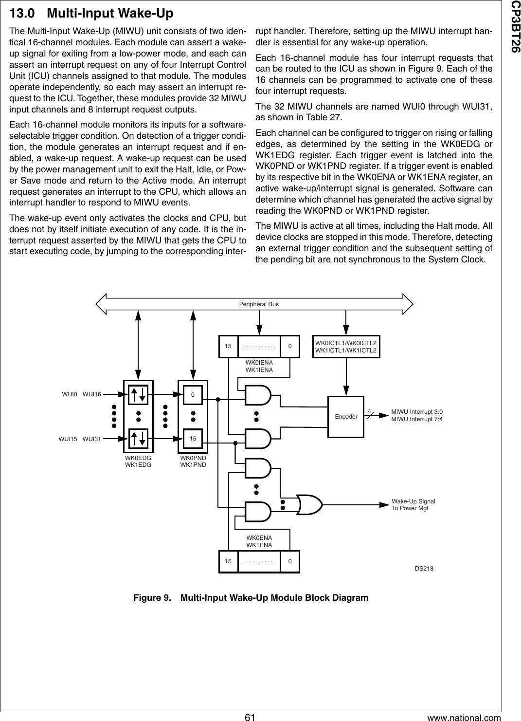 National Cp3Bt26 Users Manual DS