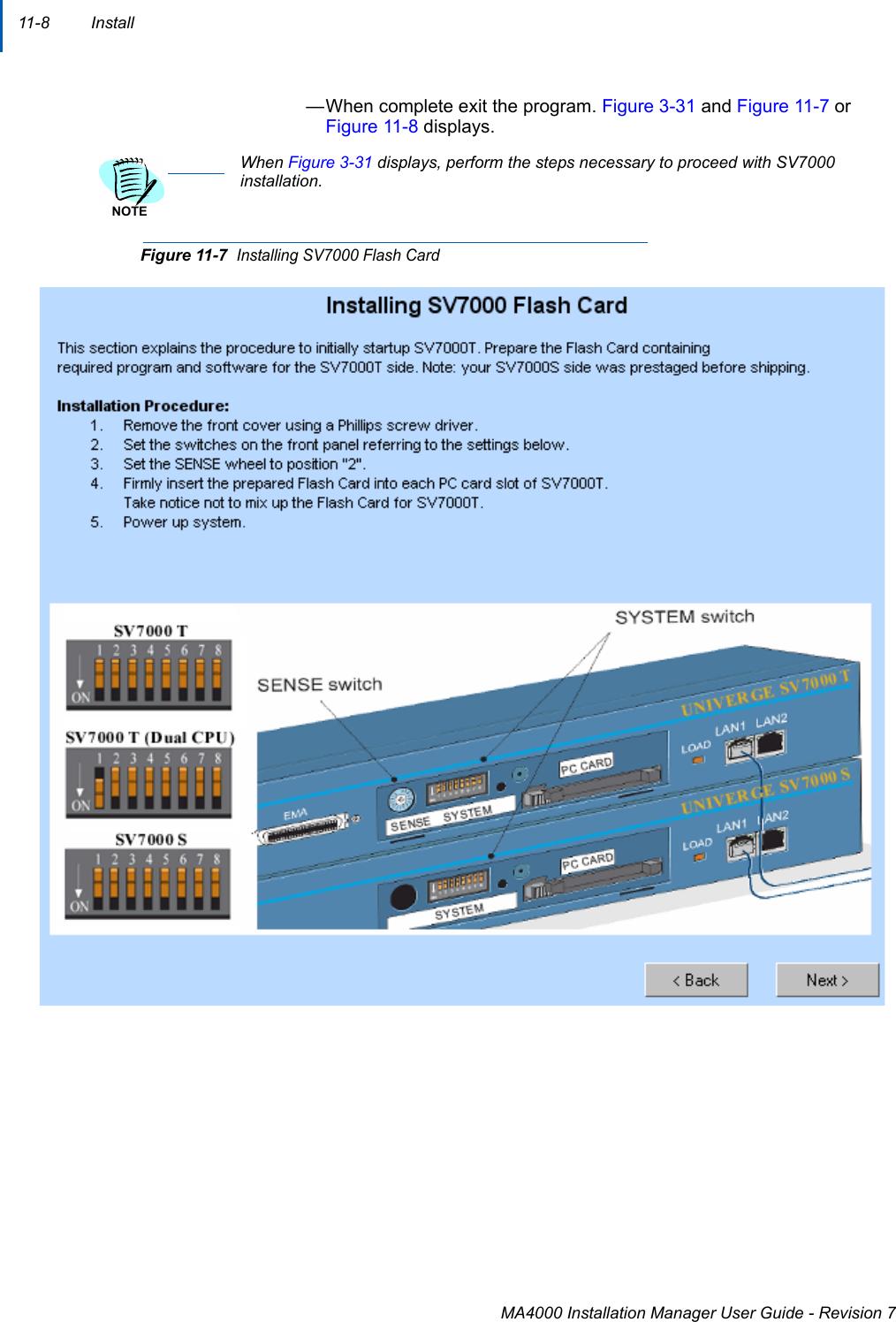 nec sv7000 manual