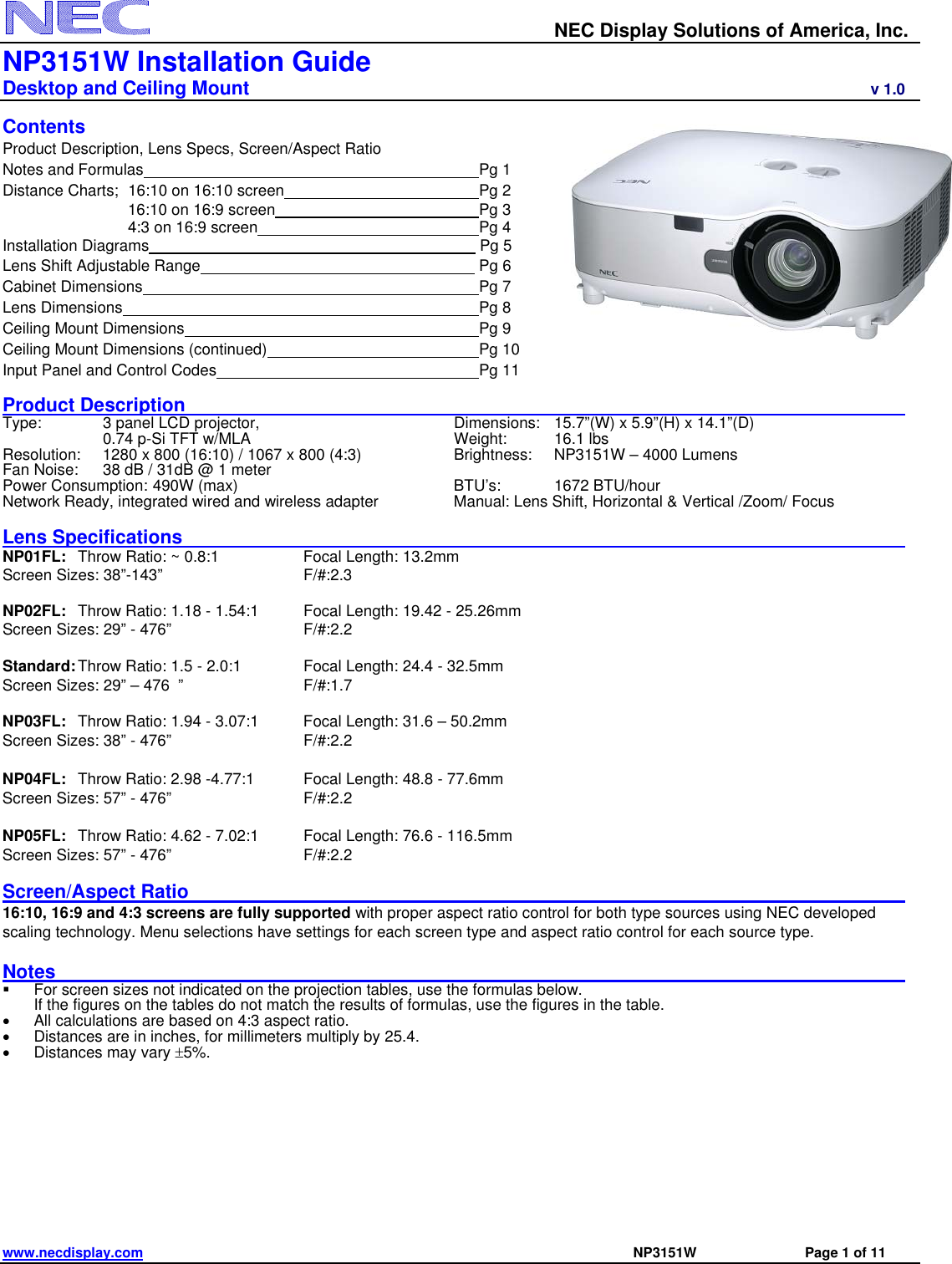 nec projector remote control np3151w Array - nec np3151w users manual  visual systems rh usermanual wiki ...
