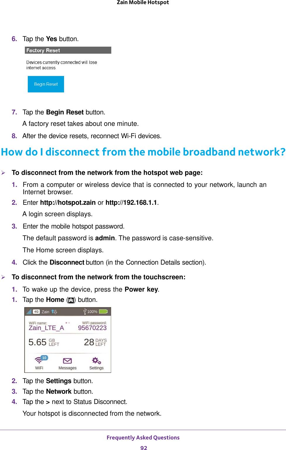 Netgear Aircard 790S Zain User Guide Telstra AC790S Wi Fi 4G