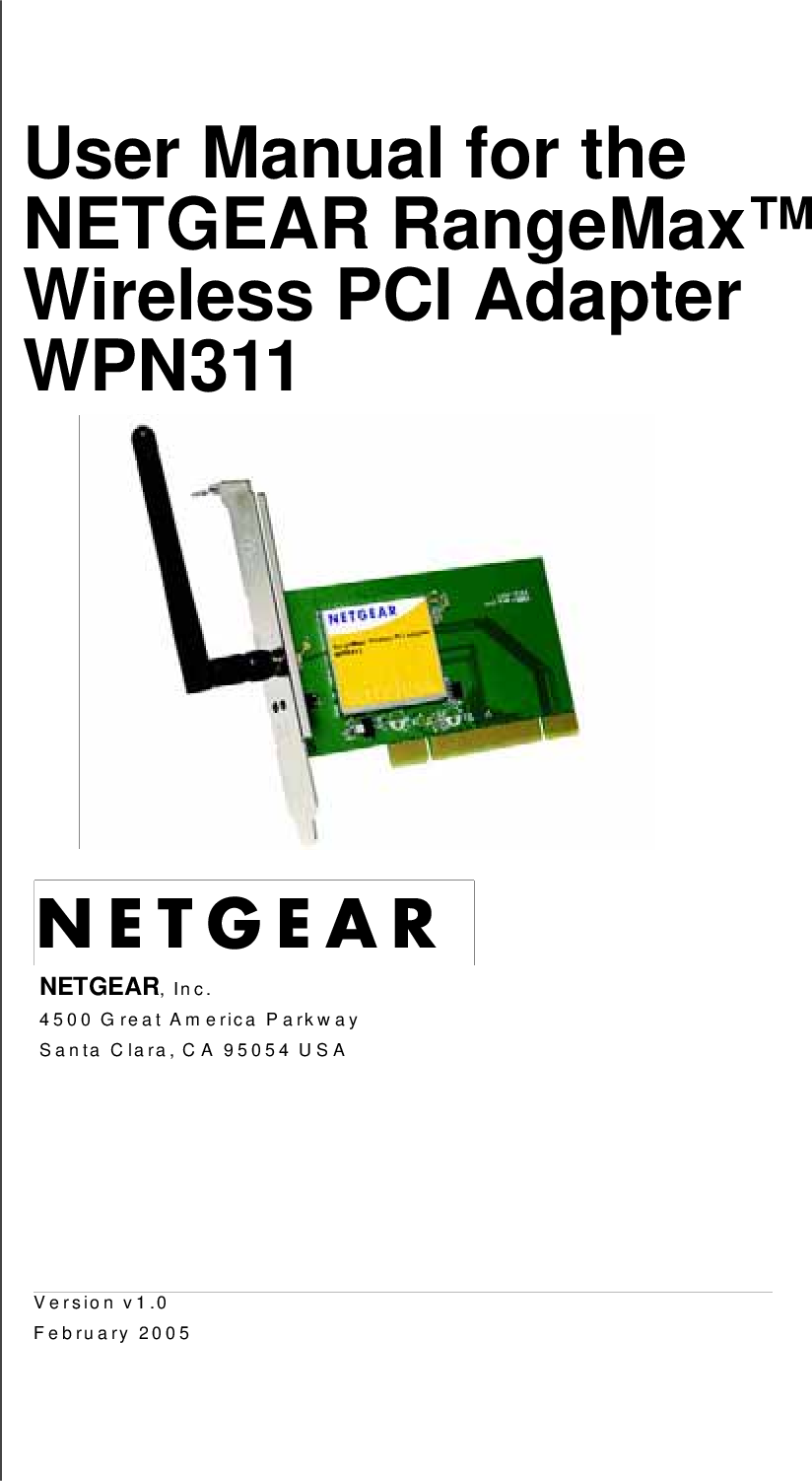 WPN311 DRIVER (2019)