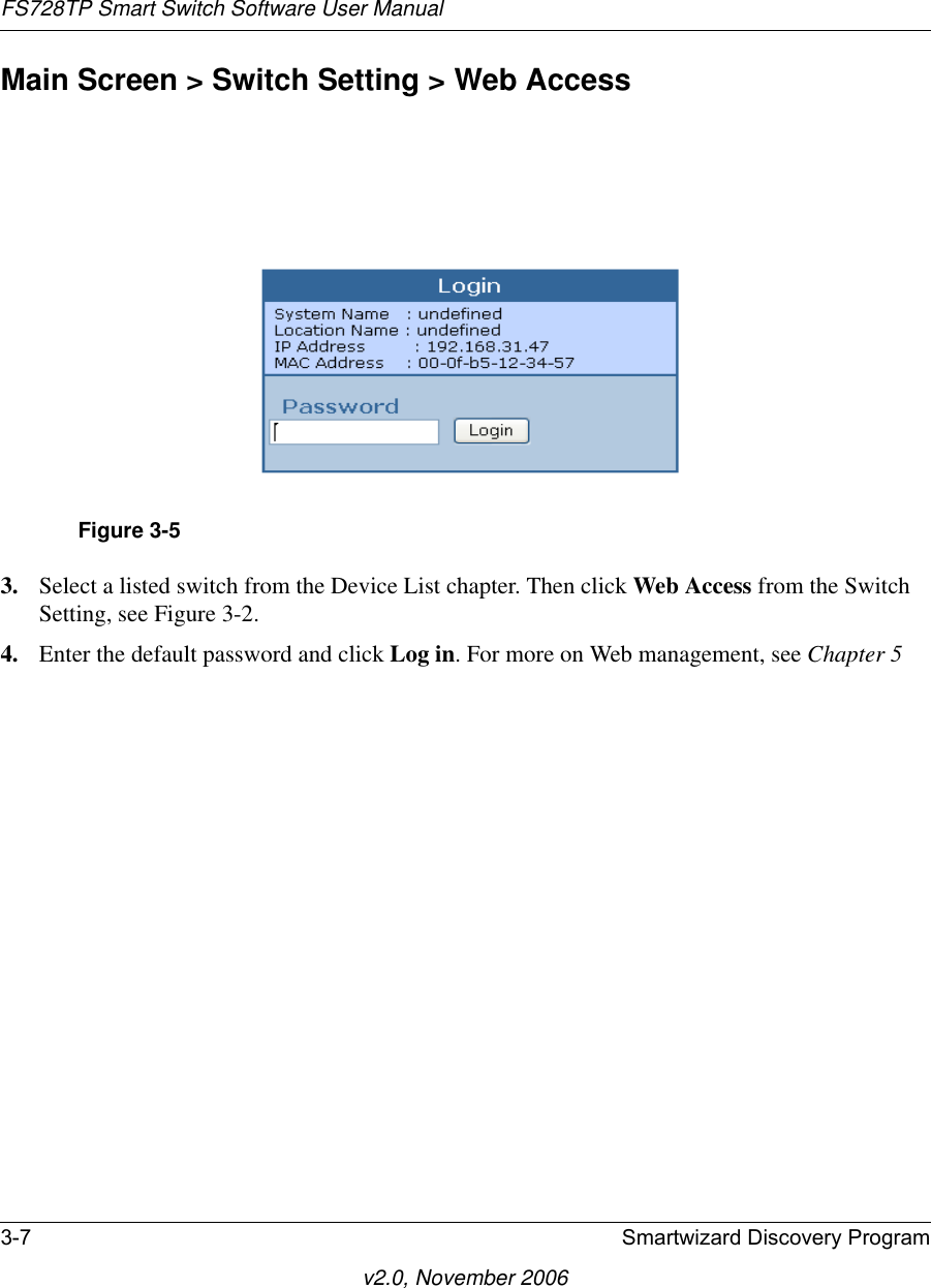Netgear Smart Switch Software User Manual Fs728Tp Users