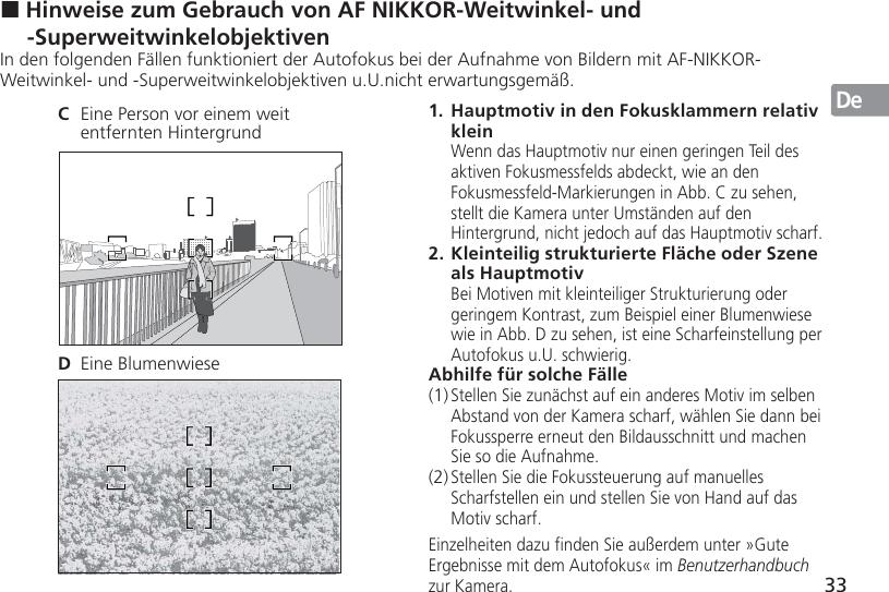 presa di fabbrica cerca il più recente disponibile Nikon Nikkor 85Mm F 1 4G Af S Users Manual