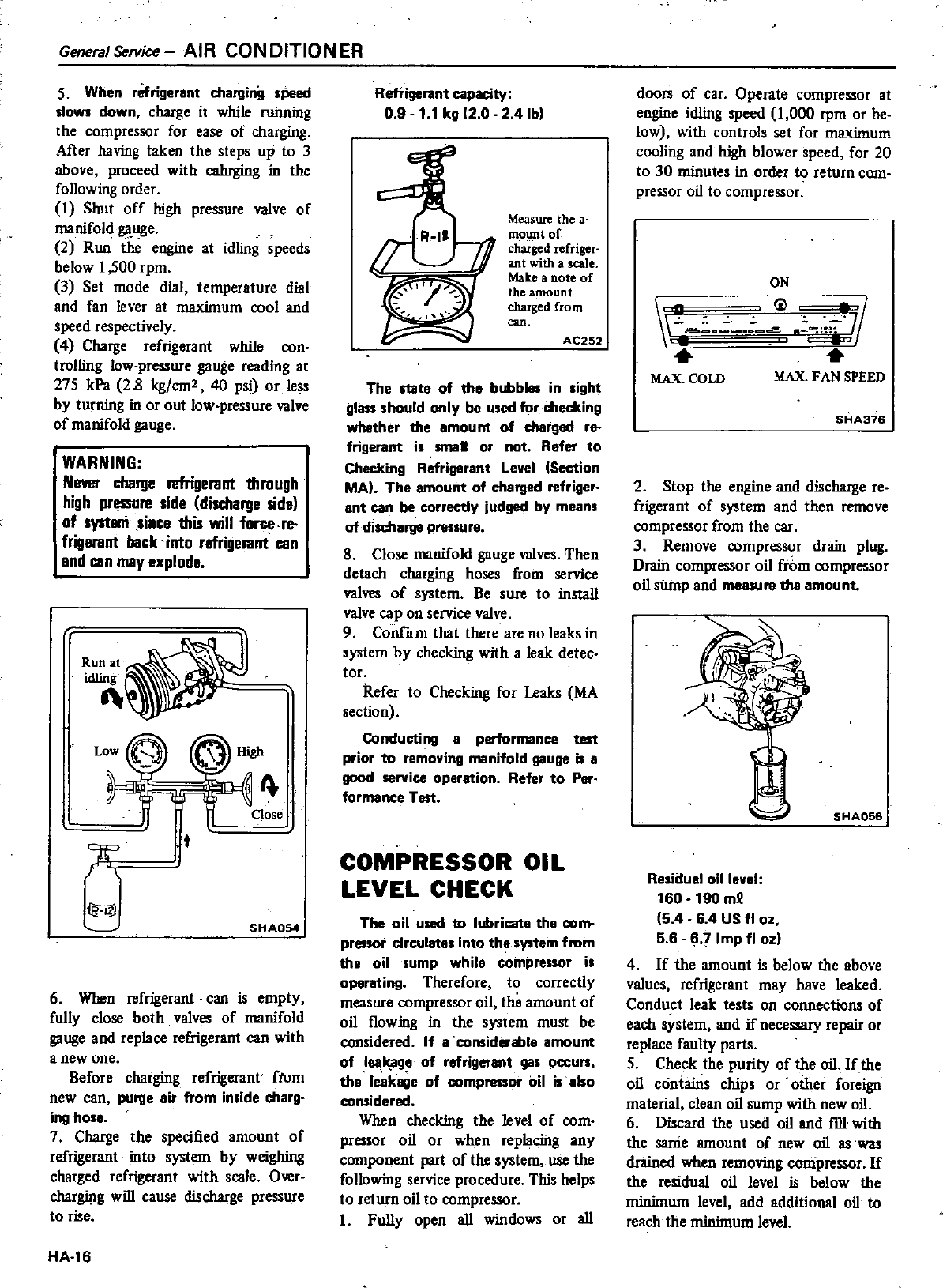 Nissan 1980 200Sx Repair Manual Service Datsun