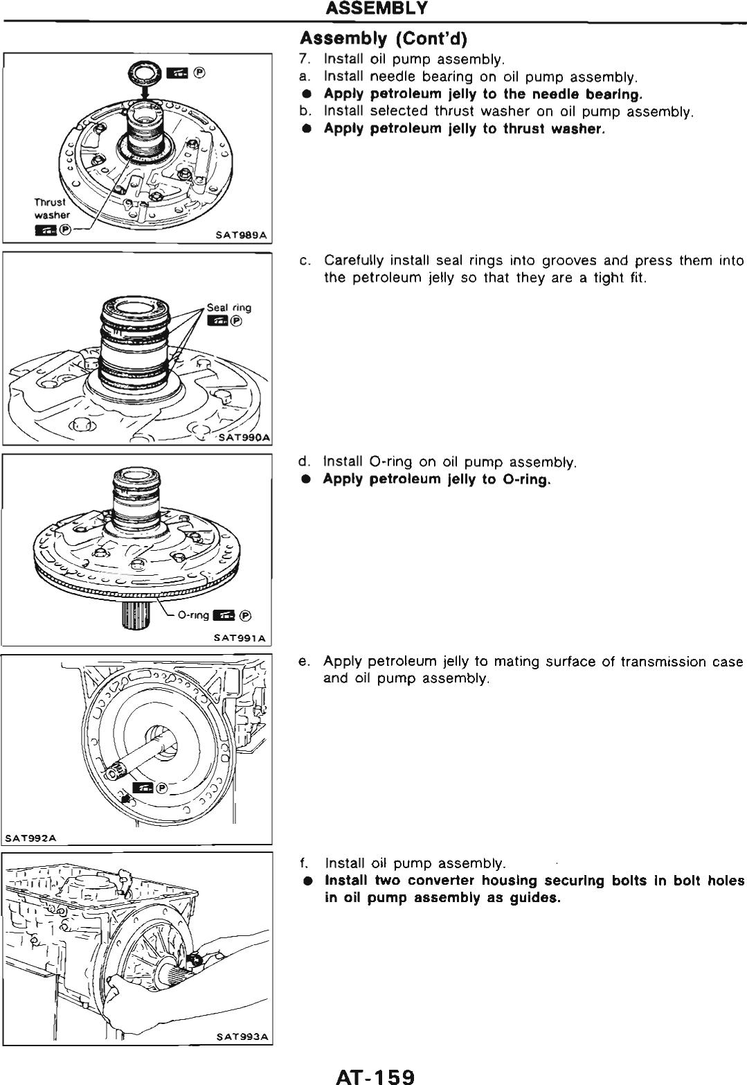 Nissan 1989 240Sx Repair Manual Service
