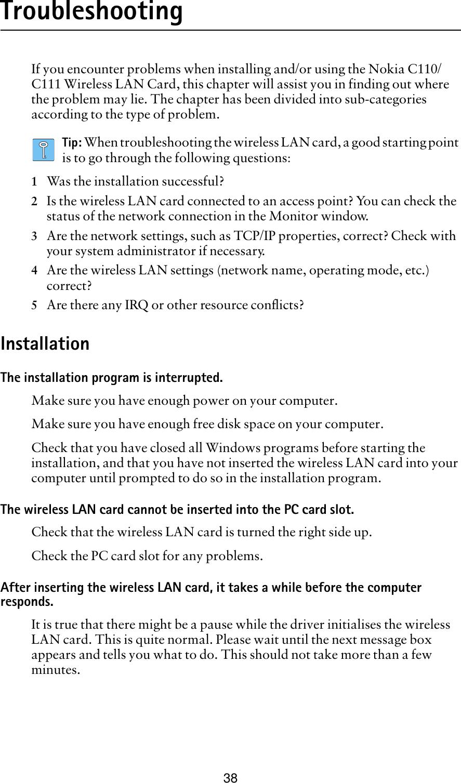 C110 C111 WIRELESS LAN CARD DRIVERS WINDOWS 7