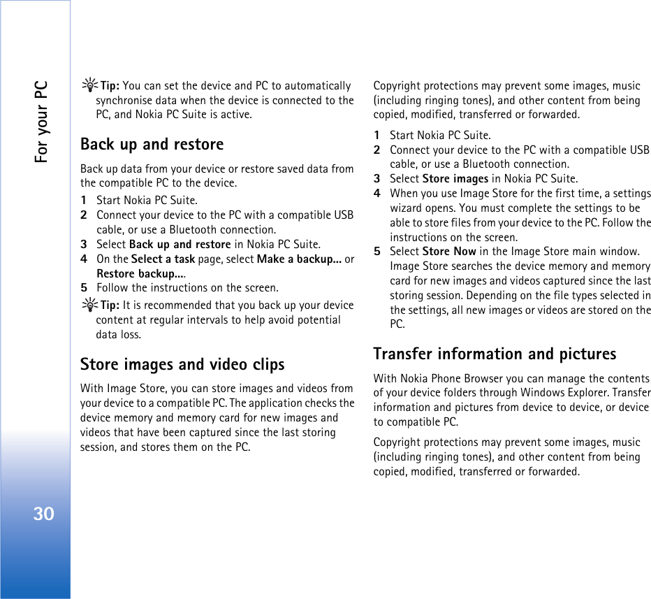 Nokia N72 User Manual To The 5e3682f8 1dd5 4989 9272