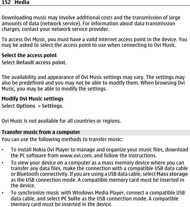 Nokia E5 00 User Guide