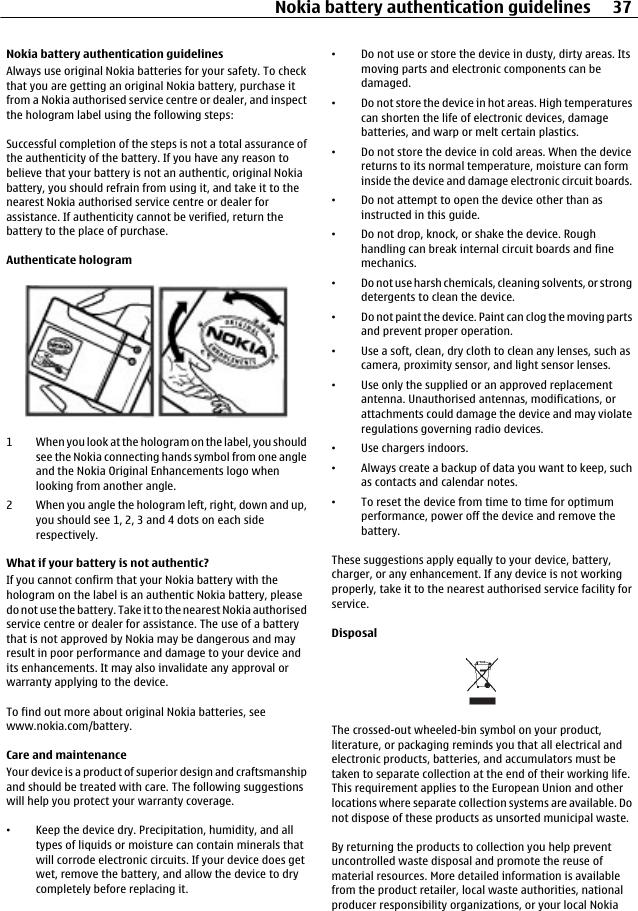 Nokia 6600I Users Manual
