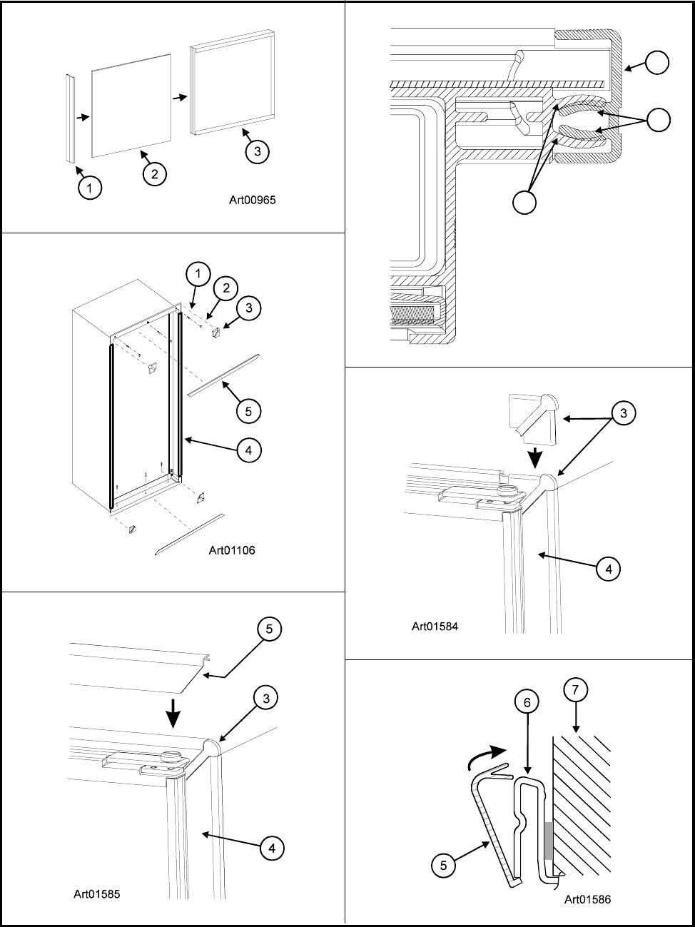 Norcold Refrigerator 120x Users Manual 621824 Patchp65 Ac Dc Schematics 4