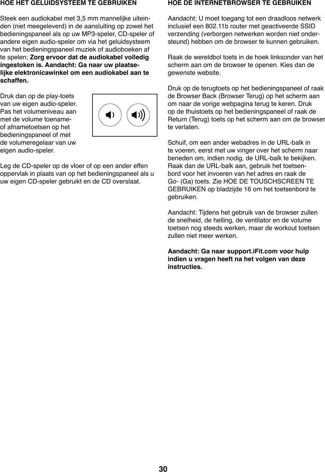 Nordic Track Netl30713 Eu0 Owner S Manual