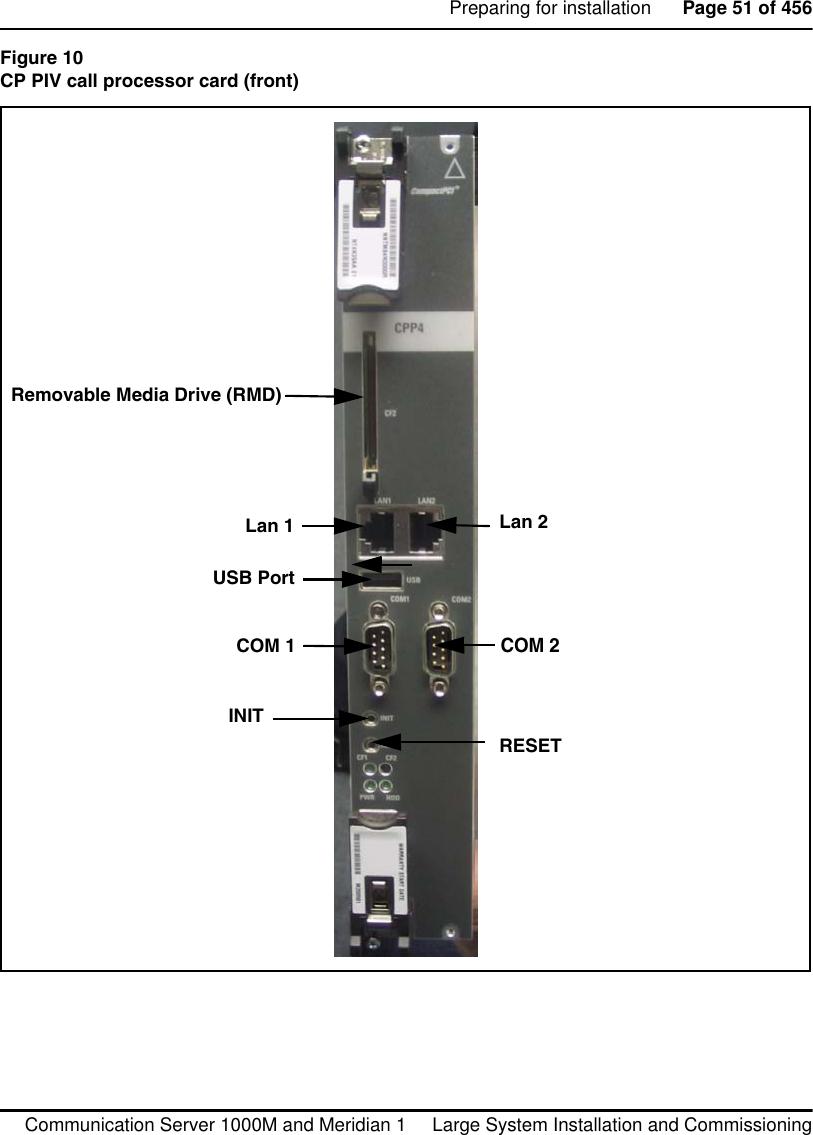 Nortel Networks Patch Cable NTDU0606E6 25cm