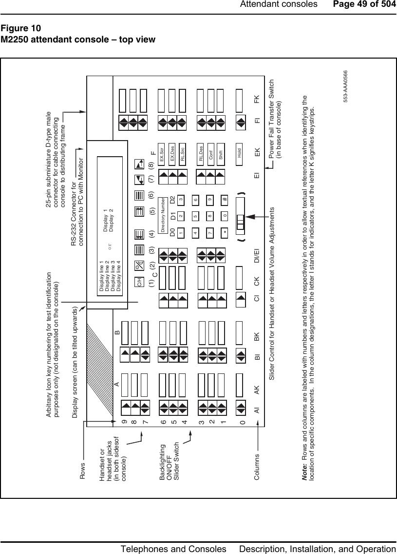 Nortel 3x8 Wiring Diagram