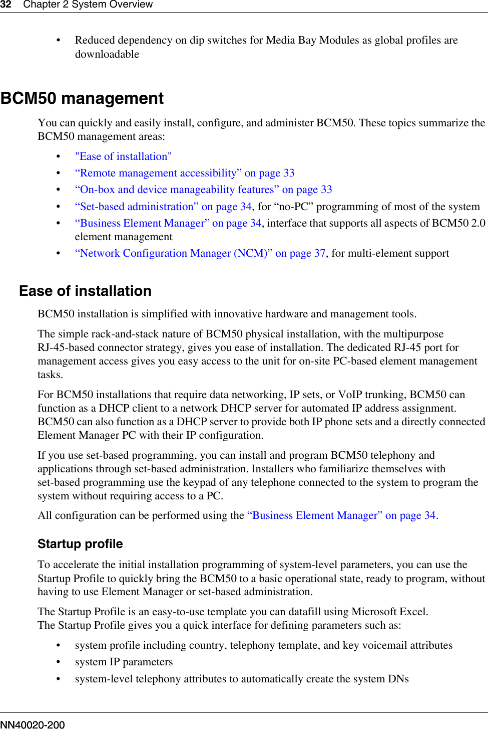 Nortel Networks Wok Bcm50 2 0 Users Manual System Overview