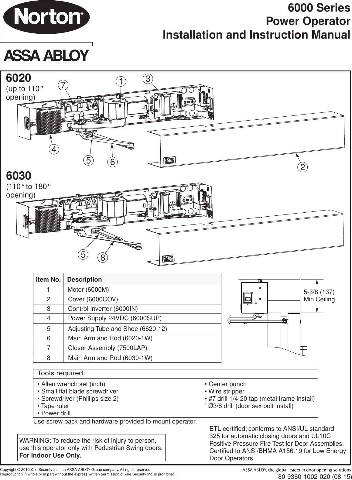 Duff Norton Wiring Diagram Trusted Diagrams Sk6415 200 Spa 1986 Honda Big Red Wet Jet