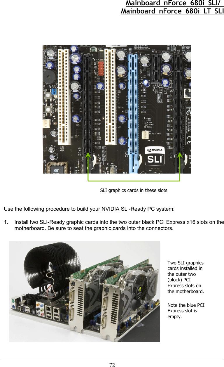 Nvidia 680I Lt Sli Users Manual NForce SLI&680i SLI_EG_101