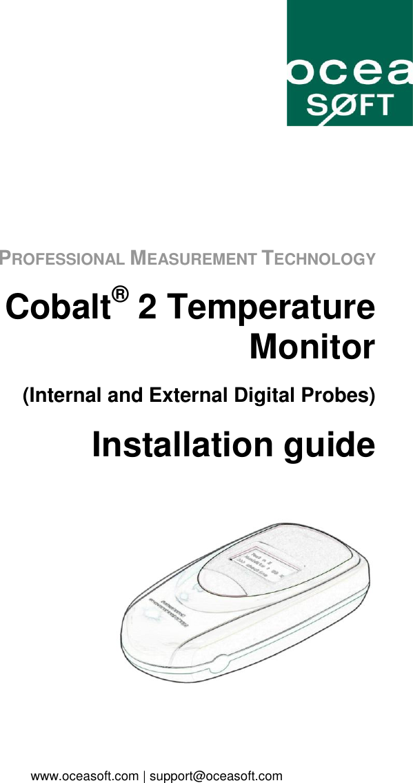 oceasoft cob cobalt module collects and stores measurements data at rh usermanual wiki 2006 cobalt user manual chevrolet cobalt user manual