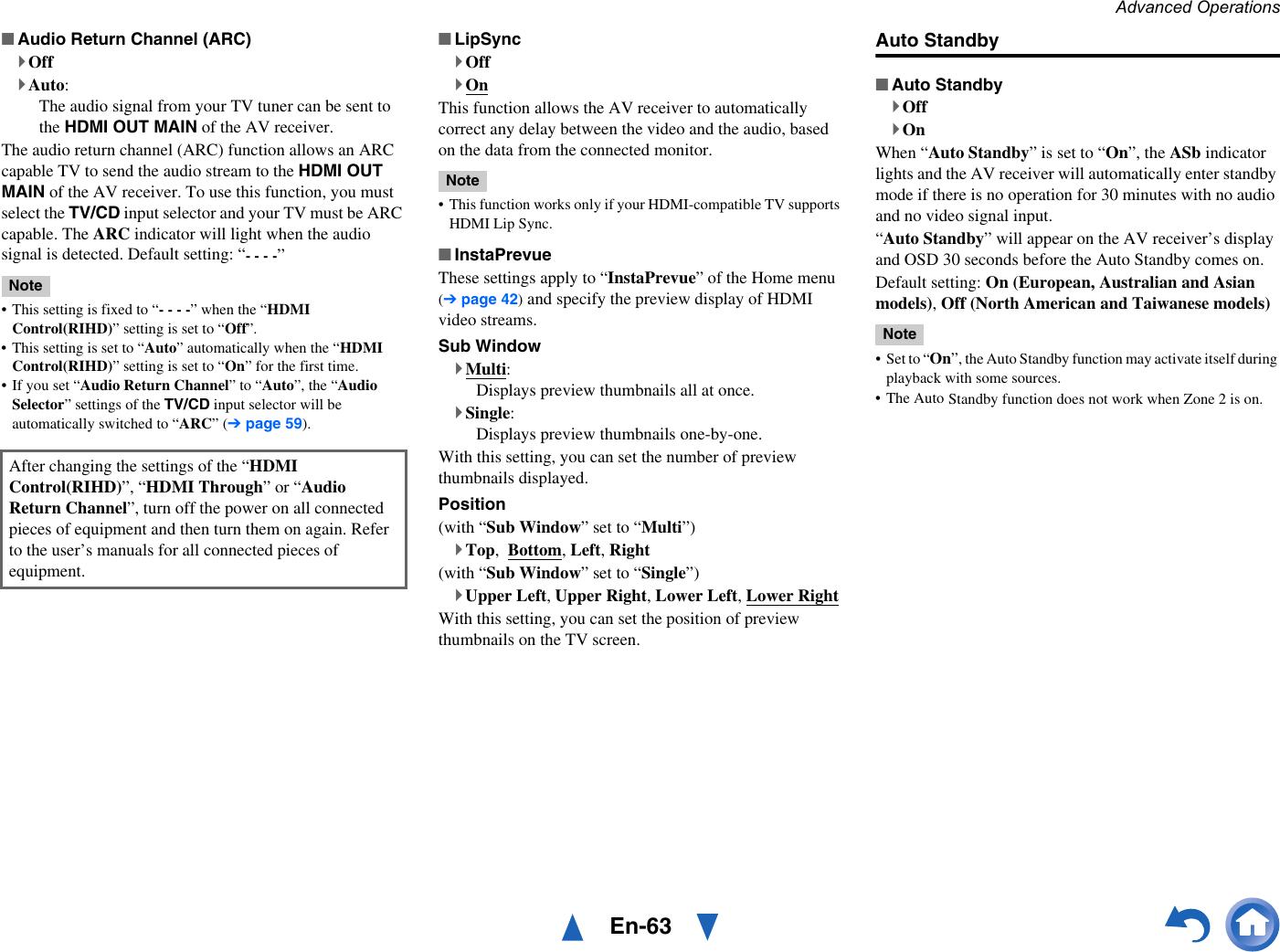 Onkyo Tx Nr515 Owner S Manual