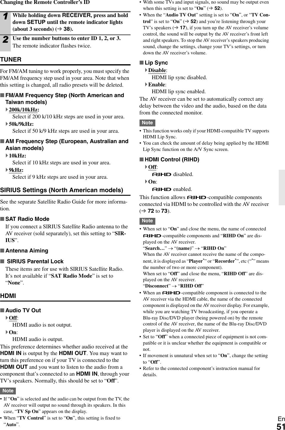 Onkyo Tx Sr608 Owner S Manual