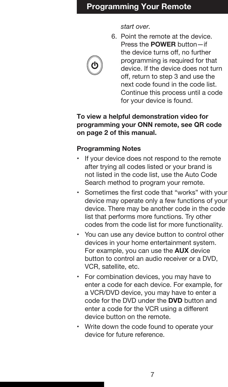 Onn Onb13Av004 Manual 820290 ManualsLib Makes It Easy To Find