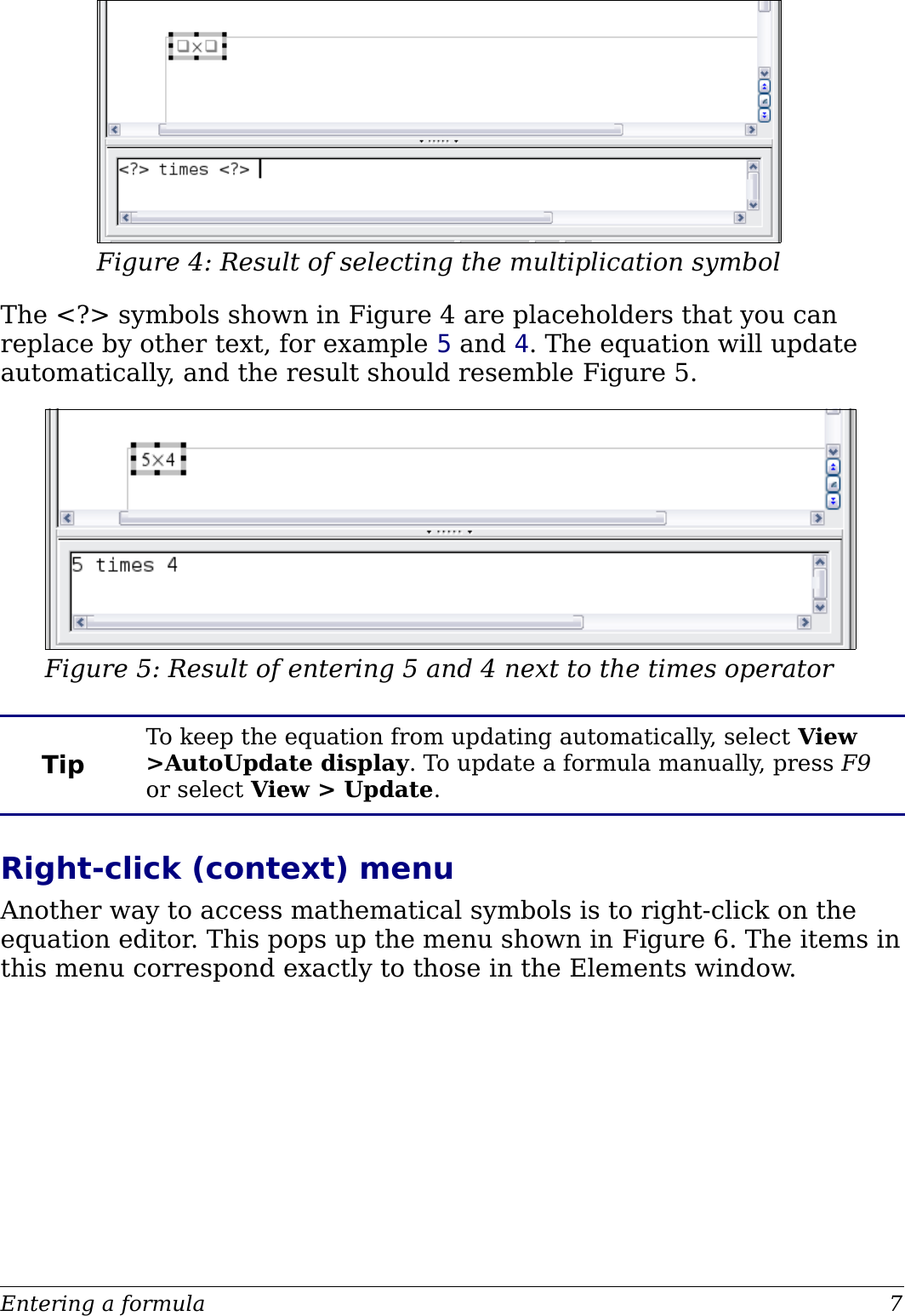 Openoffice Org 3 2 Math Guide OpenOffice org