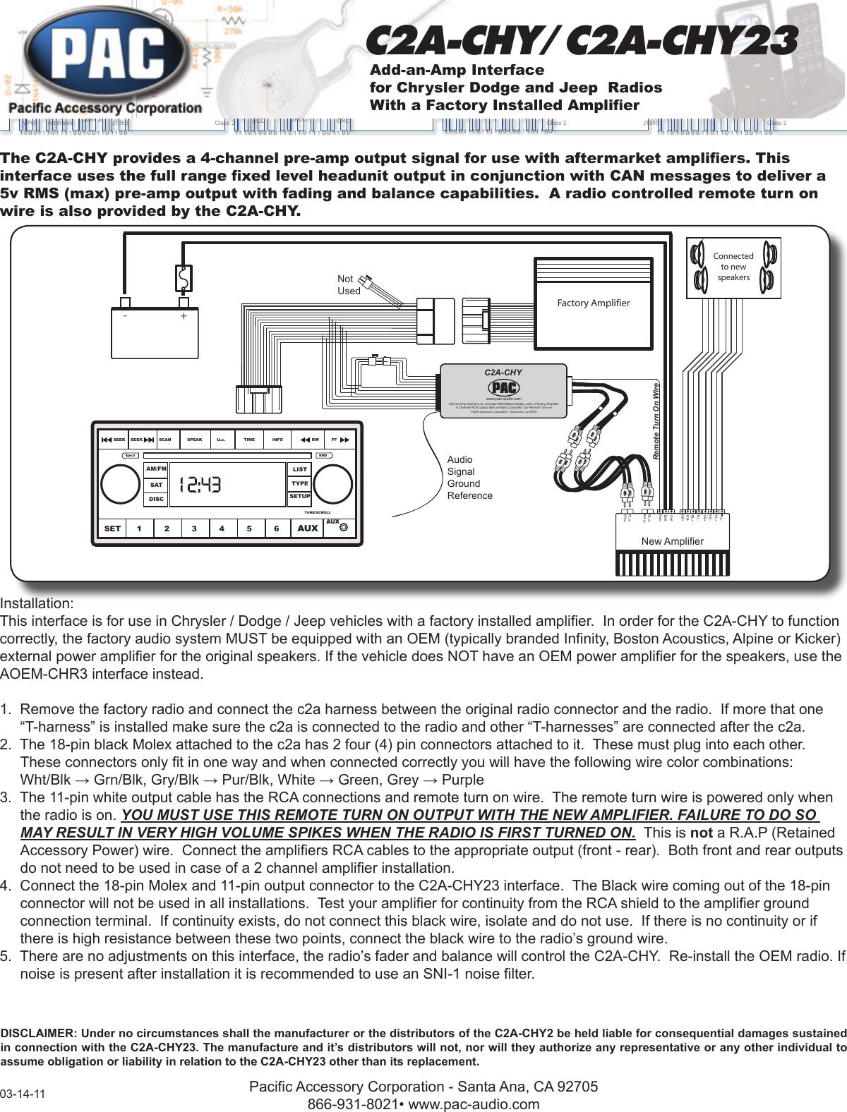 Azgm11 Pac Wiring Diagram Manual Guide