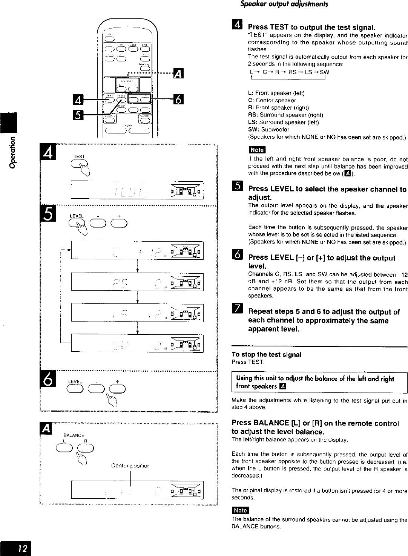 PANASONIC Receivers Manual 99040221