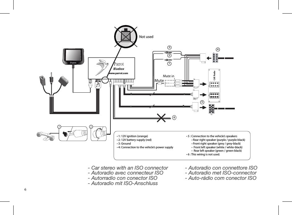 diagram parrot mki9200 wiring diagram full hd version