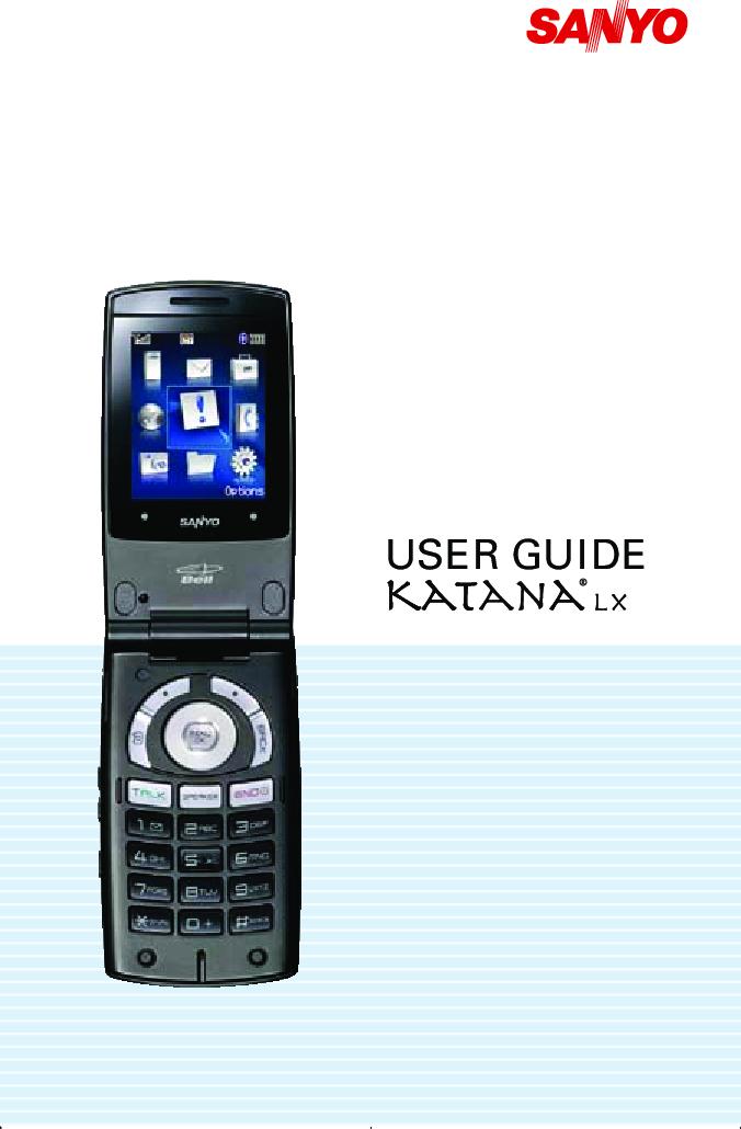 s1 scp 2500 ca en user guide sanyo katana lx rh usermanual wiki Sprint Sanyo Flip Phone Sprint Flip Phones