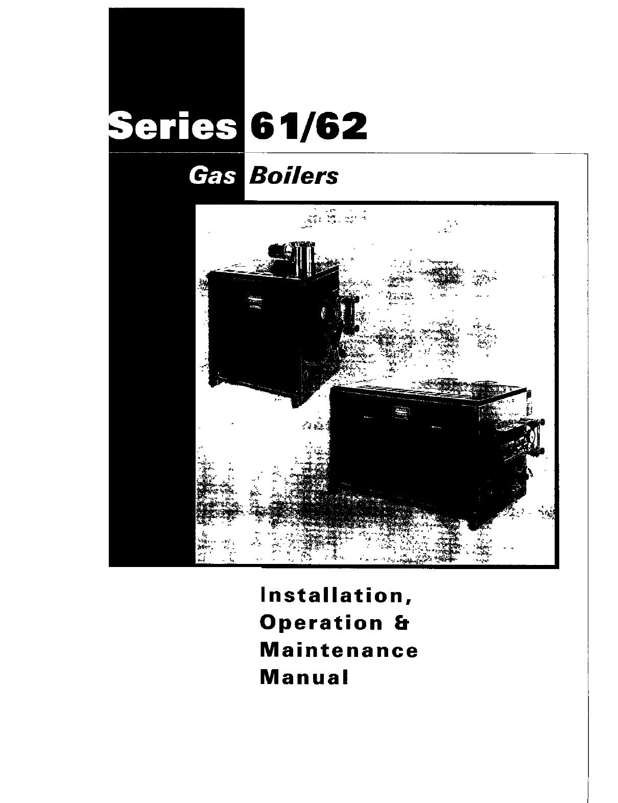 PEERLESS Boiler Manual L0308192