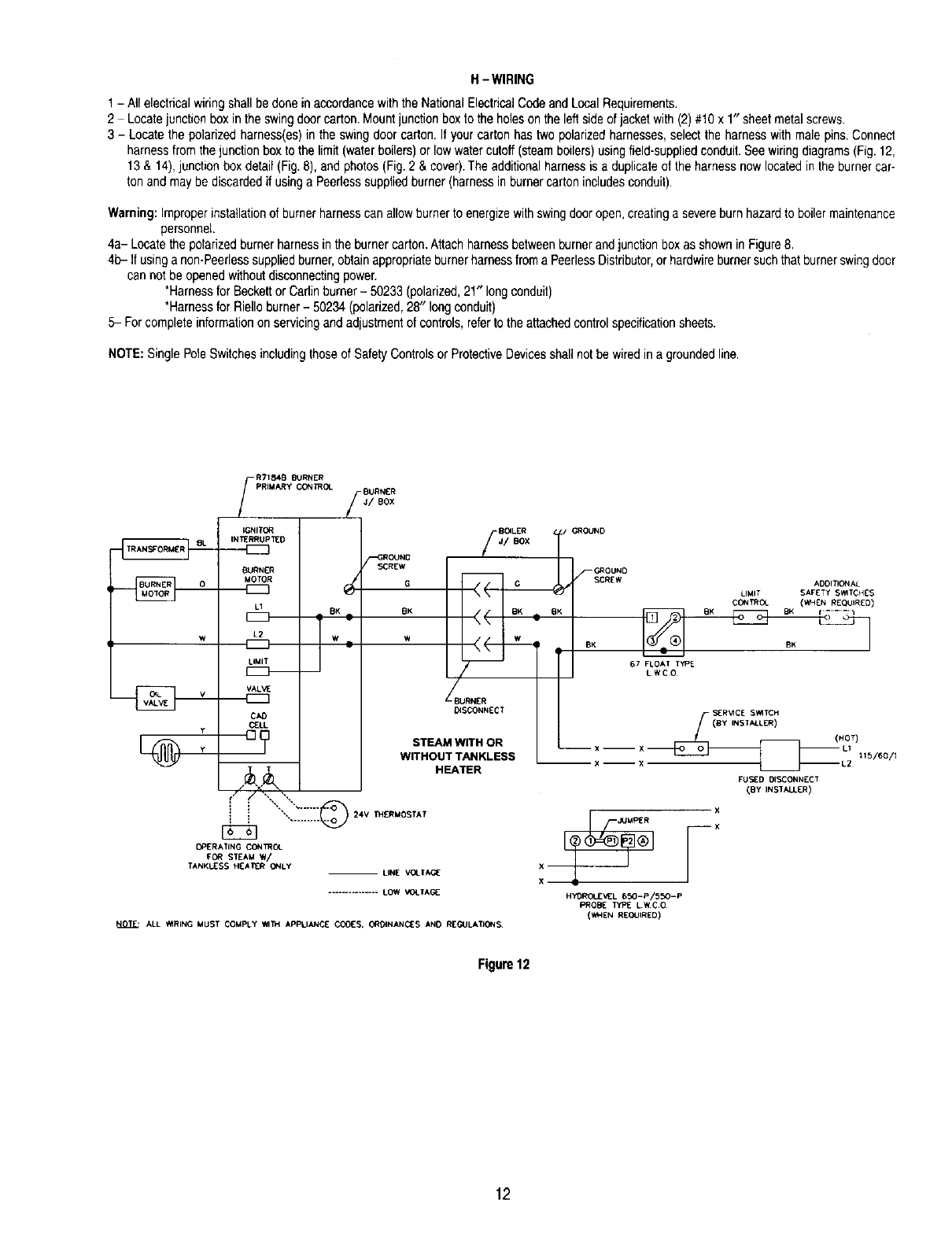 Ossa Pioneer Wiring Diagram : Beautiful boiler manual photos electrical and wiring