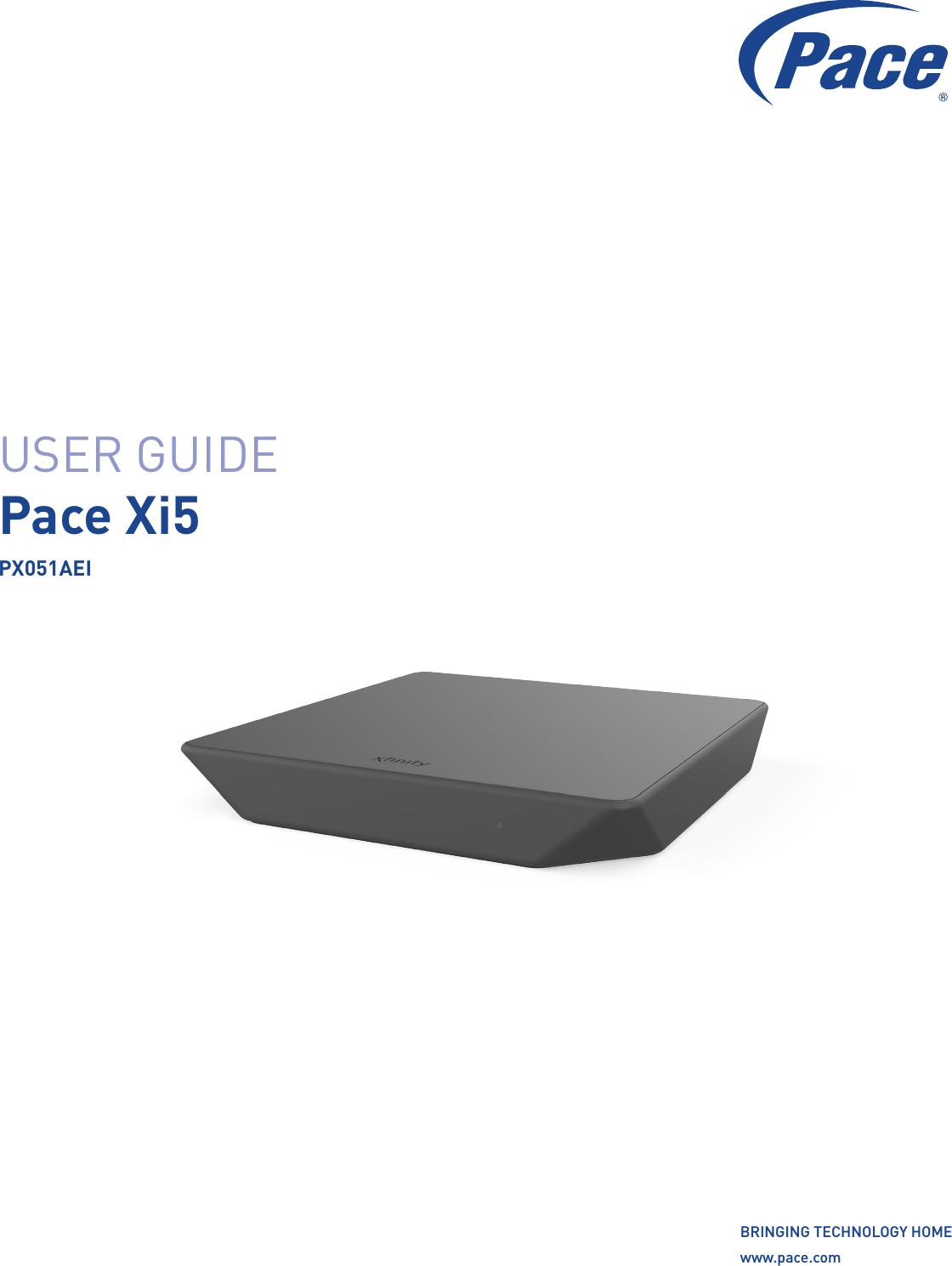 Pace Dc60xu