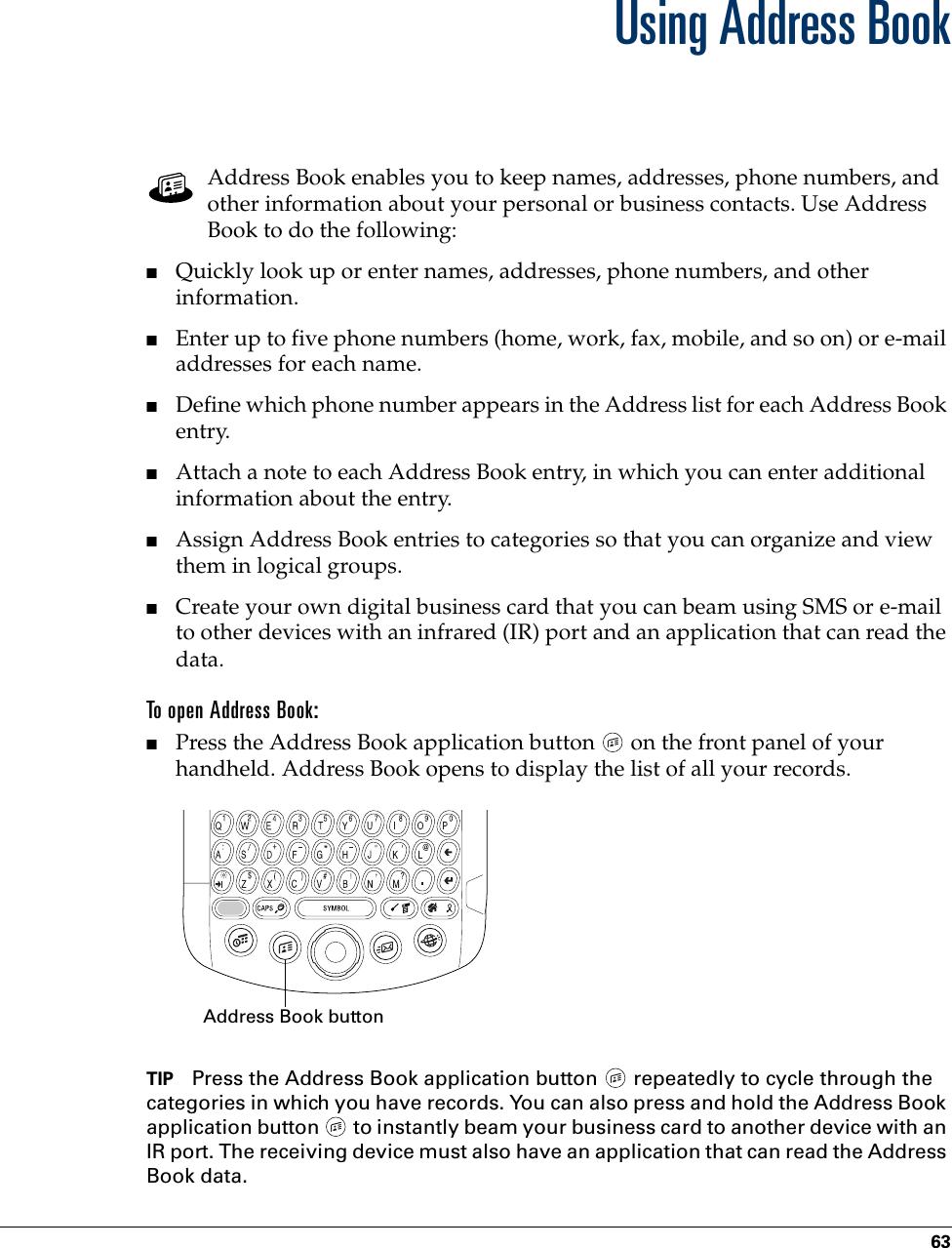 palm 710000 1900mhz gsm gprs pda communicator user manual 1 of 2